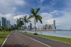 De Stad van Panama, Panama Stock Afbeeldingen