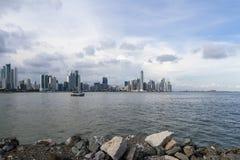 De Stad van Panama, Panama Stock Foto