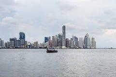 De Stad van Panama, Panama Royalty-vrije Stock Fotografie