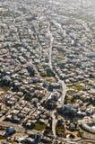 De stad van Paphos Stock Fotografie