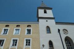De stad van passau in Duitsland stock foto