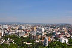 De Stad van Pattaya Stock Foto's