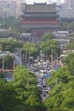 De stad van Peking Royalty-vrije Stock Afbeeldingen