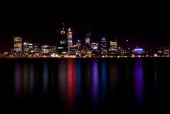 De Stad van Perth Stock Foto's