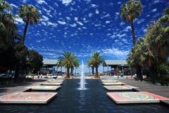 De stad van Perth, Westelijk Australië Stock Foto's