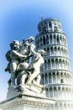 De stad van Pisa Stock Afbeeldingen