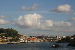 De stad van Porto Royalty-vrije Stock Afbeeldingen