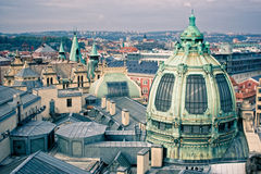 De stad van Praag Royalty-vrije Stock Fotografie