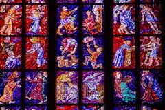 De stad van Praag Tsjechische Republiek europa royalty-vrije stock afbeeldingen