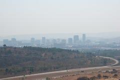 De stad van Pretoria Stock Afbeeldingen