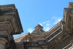 De stad van Rome Stock Foto