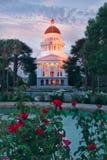 De Stad van Sacramento Californië royalty-vrije stock fotografie