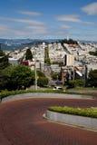 De Stad van San Francisco Royalty-vrije Stock Afbeelding
