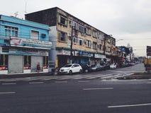 De stad van Santos Stock Afbeelding