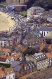 De stad van Scarborough Royalty-vrije Stock Afbeelding