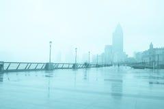 De stad van Shanghai Royalty-vrije Stock Foto's