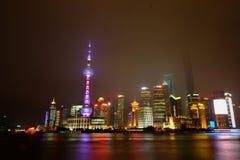 De Stad van Shanghai Stock Foto's
