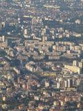 De stad van Sofia, Bulgarije Royalty-vrije Stock Afbeelding