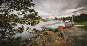 De stad van Sydney Stock Foto's