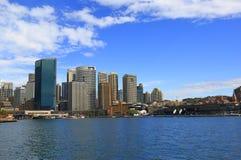De stad van Sydney, Australië Stock Afbeeldingen