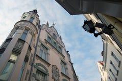 De stad van Tallinn ols Royalty-vrije Stock Afbeeldingen