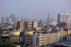De Stad van Thailand Bangkok Stock Afbeelding
