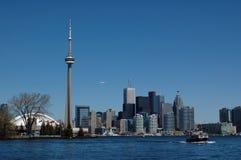 De stad van Toronto stock fotografie