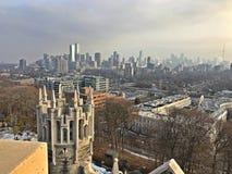 De stad van Toronto scape royalty-vrije stock foto's