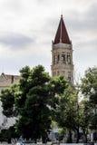De stad van Trogir, Kroatië royalty-vrije stock afbeeldingen