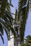 De stad van Trogir, Kroatië stock foto