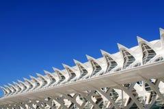 De stad van Valencia Royalty-vrije Stock Foto