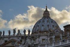 De Stad van Vatikaan, Rome, Italië royalty-vrije stock fotografie