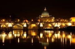 De Stad van Vatikaan in Rome, Italië Royalty-vrije Stock Fotografie