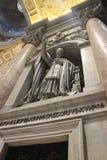 De Stad van Vatikaan, Rome, Italië, Italië Stock Afbeeldingen
