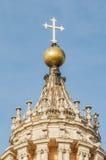 De Stad van Vatikaan in Rome, Italië Stock Afbeeldingen