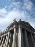 De Stad van Vatikaan (Stato-della Cittàdel Vaticano) Stock Afbeelding