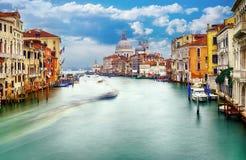 De stad van Venetië royalty-vrije stock afbeeldingen