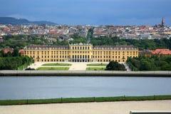 De Stad van Wenen, Oostenrijk royalty-vrije stock foto's