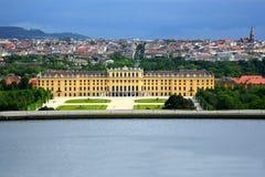 De Stad van Wenen, Oostenrijk stock afbeelding