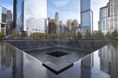 De Stad van World Trade Centernew york Stock Afbeeldingen
