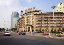 De Stad van Xiamen, China, Stock Afbeeldingen