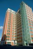 De stad van Zlin Royalty-vrije Stock Fotografie