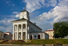 De stad-Zaal van Minsk, Wit-Rusland Stock Foto's
