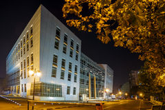 De Stadhuisbouw Stock Afbeelding