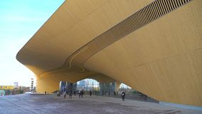 De Stads Centrale Bibliotheek Oodi van Helsinki