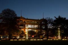 De Stadsbibliotheek van het Palmerstonnoorden Stock Afbeelding