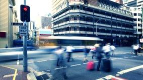 De de stadsbouw van Brisbane Stock Afbeeldingen