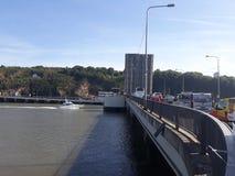 De Stadsbrug van Waterford royalty-vrije stock foto