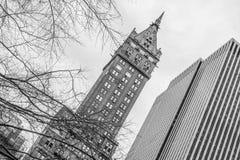 De Stadscentral park 1 van New York Royalty-vrije Stock Fotografie