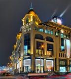 De stadscentrum van Kyiv Stock Foto's